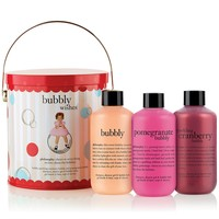 philosophy bubbly wishes shower trio - a macy's exclusive - GIFTS & VALUE SETS - Beauty - Macy's