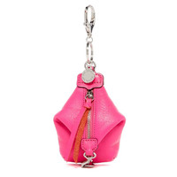 Rebecca Minkoff Julian Leather Backpack Bag Charm
