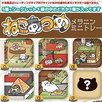 Neko Atsume Kitty Collector Game Character Melamine Mini Tray