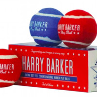 Harry Barker Veterans Tennis Ball Set