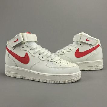 Women's and Men's NIKE AIR FORCE 1 MID 07 cheap nike shoes 040