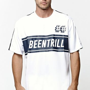 Been Trill Micro Mesh Soccer Jersey - Mens Tee