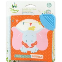 Kids Preferred Disney Baby Dumbo Soft Book