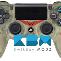 Friday the 13th Dualshock 4 PS4 Controller