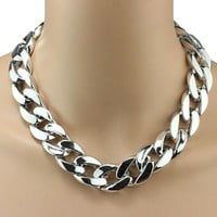 Celebrity Link Chain Necklace