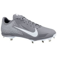 Baseball / Softball Metal Cleats - Grey