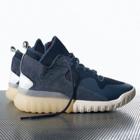 adidas Originals Tubular X - Grey / White
