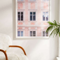 Kimberley Dhollander Pink Slovenia Print - Urban Outfitters