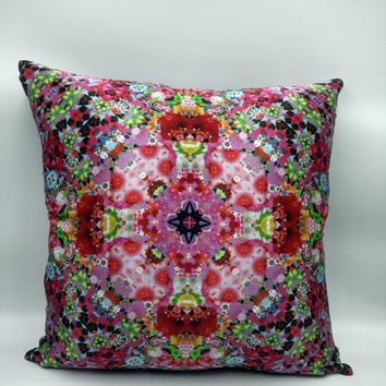 Silk Satin 16mm Pillow Cover 3 - 20x20 Inches