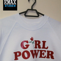 Feminism Sweatshirt, Girl Power Sweater Super Soft Feel, Unisex Outfit
