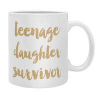 Allyson Johnson Teenage Daughter Survivor Coffee Mug