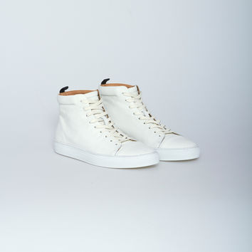 Nahariya Trainer 4 Sneaker in White
