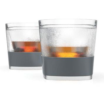 HOST Whiskey FREEZE Cooling Cups set of 2 by