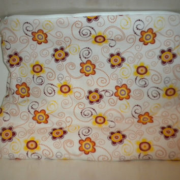 "13"" Laptop Case  Macbook  Flowers by redmorningstudios on Etsy"