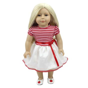 "Right Away 18"" Silicone Reborn American Girl Dolls"