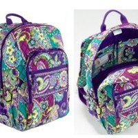Vera Bradley Campus Backpack inCampus Backpack in Heather