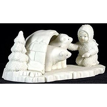 Dept 56 Snowbabies Look What I Found 68330