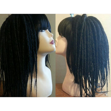 Custom Synthetic Dread Wig