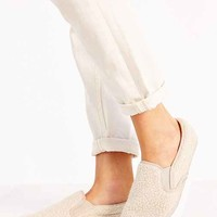Jeffrey Campbell Ray Shearling Slip-On