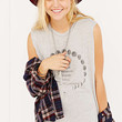 Truly Madly Deeply Moon Dreams Muscle Tee - Urban Outfitters