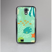 The Colorful Bright Saltwater Fish Skin-Sert Case for the Samsung Galaxy S4
