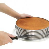 Zenker Cake Layer Slicing Kit | Need These Things