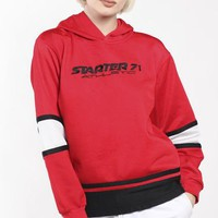 Vintage Starter Hooded Sweatshirt