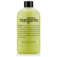 senorita margarita shower gel | shampoo, shower gel & bubble bath | philosophy