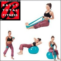 Bally Total Fitness Deluxe Kit For Pilates with Training DVD