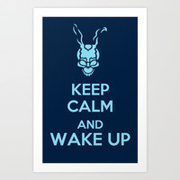 Donnie Darko 01 Art Print by Misery