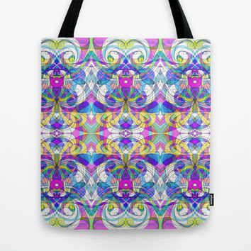 Indian Style G161 Tote Bag by MedusArt