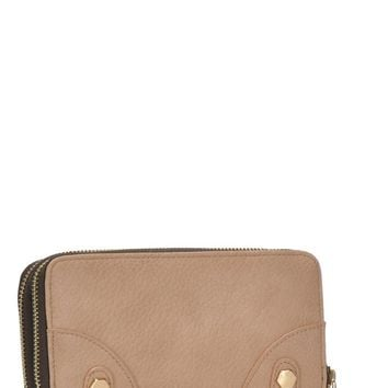 I Want It All Wallet - Taupe