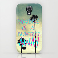 Palm Trees & Paradise iPhone & iPod Case by RichCaspian