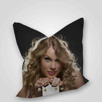 Taylor Swift Cute, pillow case, pillow cover, cute and awesome pillow covers