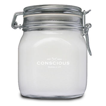 Virgin Coconut Oil 750ML by Conscious Supply Co