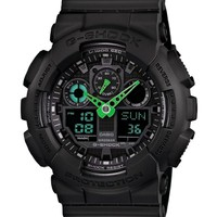 G-Shock GA-100C-1A3 Series Neon Highlights Watch