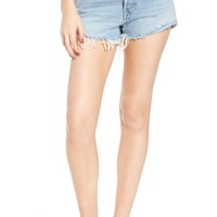 Levi's® 501® Cutoff Denim Shorts (Tune into You) | Nordstrom