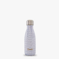 S'well® Official - S'well Bottle - Blanc Crocodile | S'well insulated stainless steel water bottle