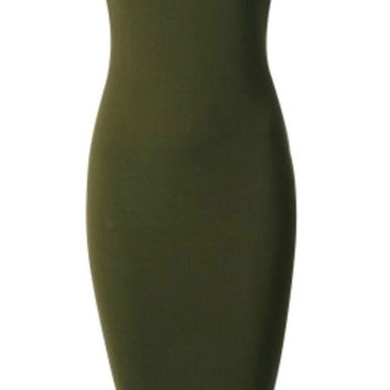 Tube Tube Bodycon Dress