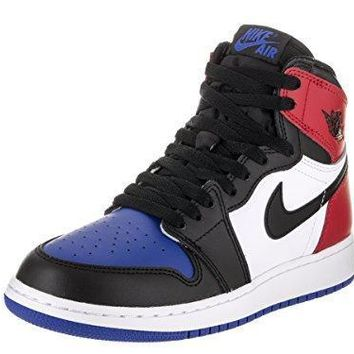 Nike Jordan Kids Air Jordan 1 Retro High OG Bg Basketball Shoe jordan one