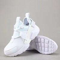 Trendsetter Nike Air Huarache City Low  Women Men Fashion Casual  Sneakers Sport Shoes