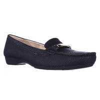 naturalizer Gadget Loafer Flats - Black