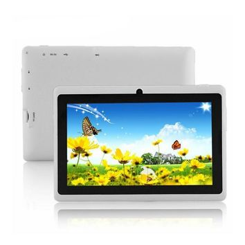 "7 Inch Android Tablets PC Quad Core 512MB RAM 8GB ROM WIFI Bluetooth Play Store 7"" Mini Pad Tab"