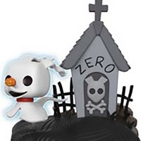 The Nightmare Before Christmas | Zero In Doghouse Mm POP! VINYL