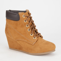 CITY CLASSIFIED Inso Womens Hiker Wedges | Heels & Wedges