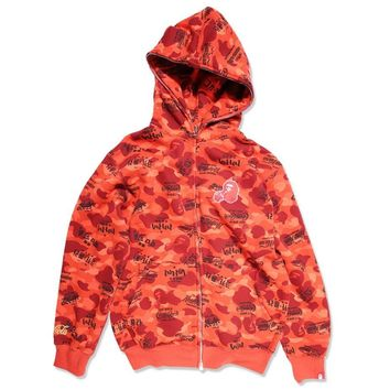 Winter Men's Fashion Cartoons Hoodies Casual Hats Jacket [10277049863]