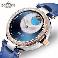 Womens Watch Mechanical Watches For