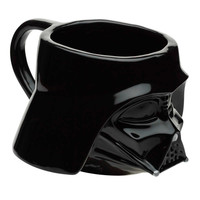 Star Wars Darth Vader 16 oz. Ceramic Sculpted Coffee Mug