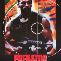 Predator Movie Poster 24x36