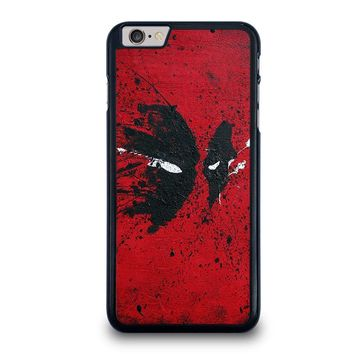 deadpool art iphone 6 6s plus case cover  number 1